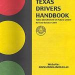 Texas-Drivers Handbook